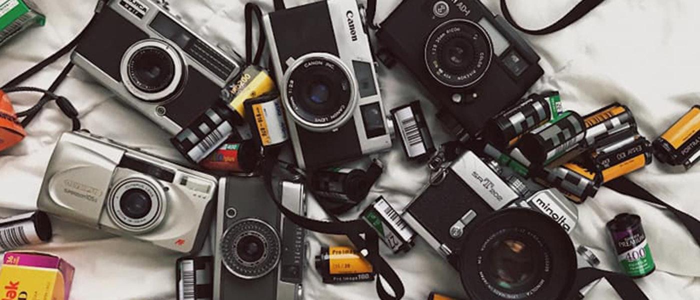 10 กล้องฟิล์ม 135 (35mm) ที่ต้องมี! สำหรับมือใหม่หัดเล่น
