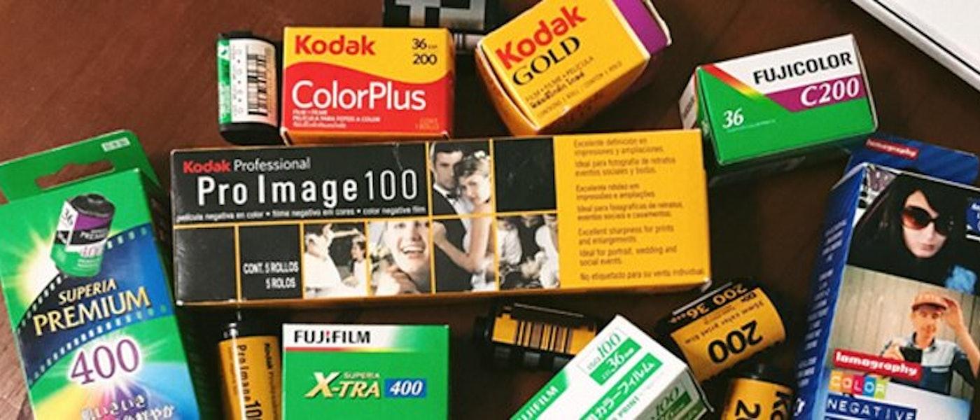 10 ฟิล์มสี 135 (35mm) ที่มือใหม่หัดเล่นกล้องฟิล์มควรลอง