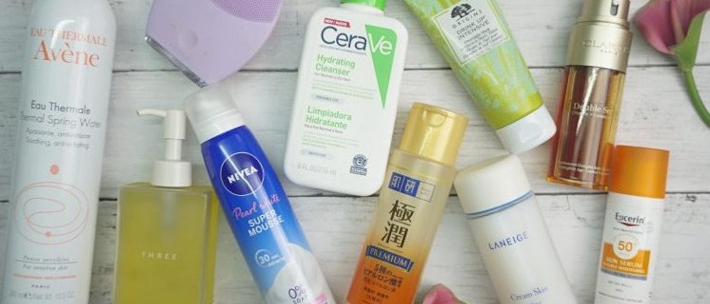 Techyladygogo แนะนำ Skincare สำหรับผิวมันขาดน้ำเพื่อผิวอิ่มฟูชุ่มชื้น