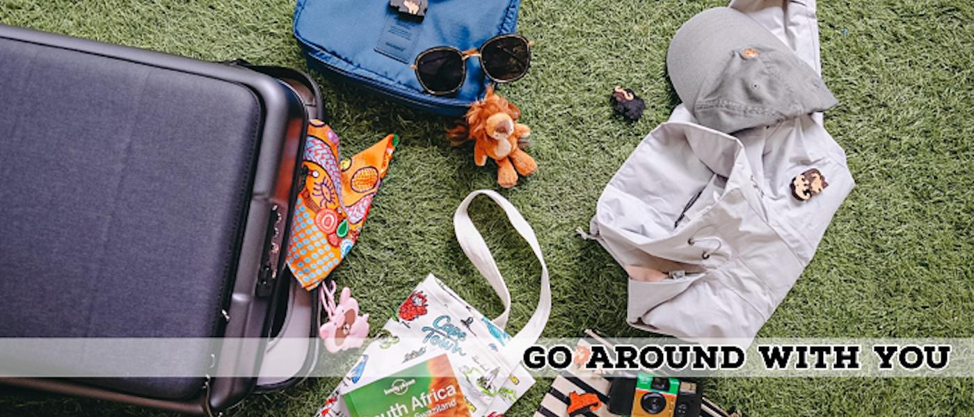 เตรียมของไปเที่ยวดินแดน South Africa สไตล์ Go Around with You (ไปเรื่อยด้วยกัน)