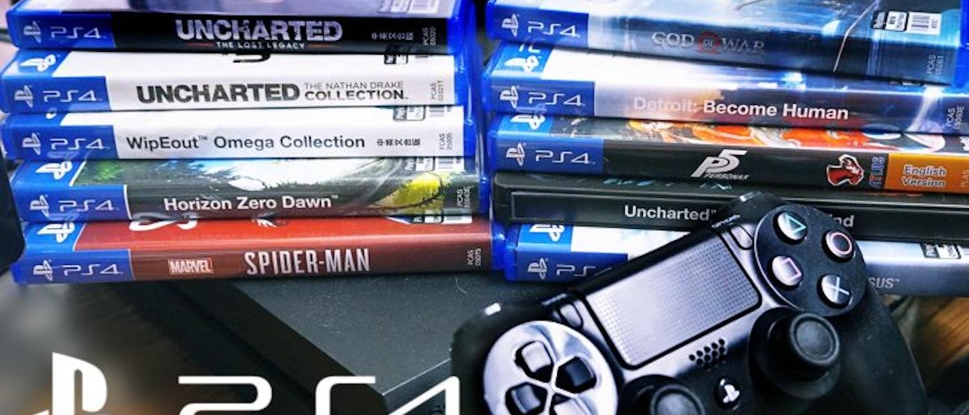 10 เกม PS4 ที่ต้องหามาเล่นให้ได้