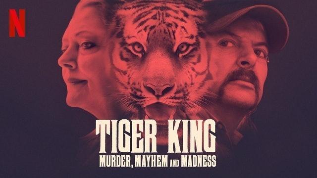 Chris Smith, Fisher Stevens, Eric Goode, Rebecca Chaiklin Tiger King: Murder, Mayhem and Madness 1