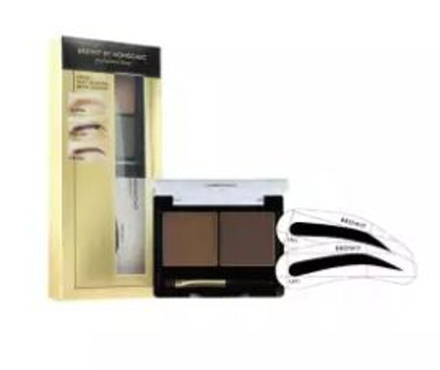 ฺBROWIT BY NONGCHAT DRAWING BROW SHADOW #DARK BROWN 1