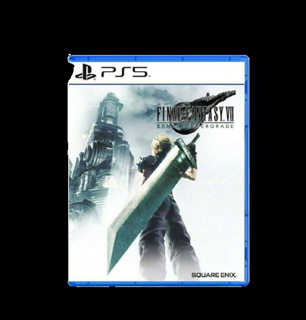 Square Enix เกม PS5 Final Fantasy VII Remake Intergrade 1