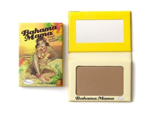The Balm BAHAMA MAMA® Bronzer, Shadow & Contour Powder 1