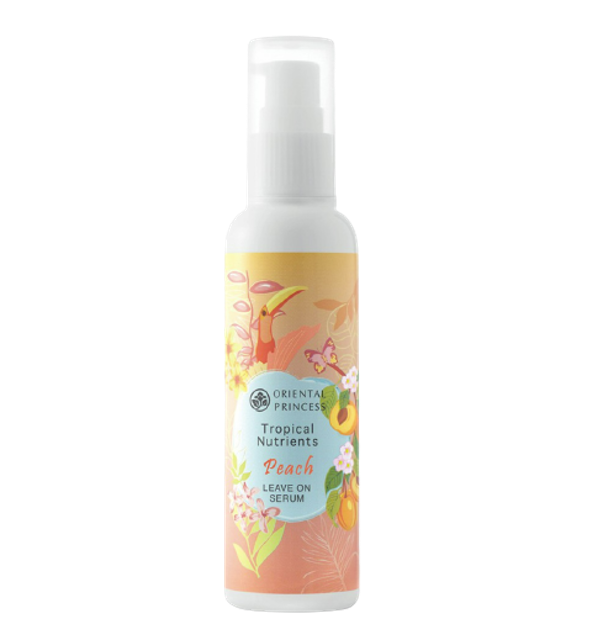 Oriental Princess Tropical Nutrients Peach Leave on Serum 1