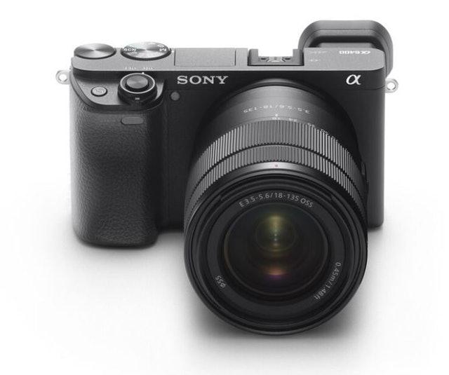 Sony  a6400 1