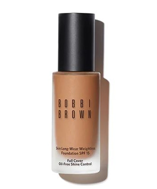 BOBBI BROWN SKIN LONG-WEAR WEIGHTLESS FOUNDATION SPF 15 1
