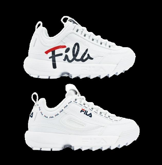 FILA รองเท้าผ้าใบผู้หญิง Disruptor 1