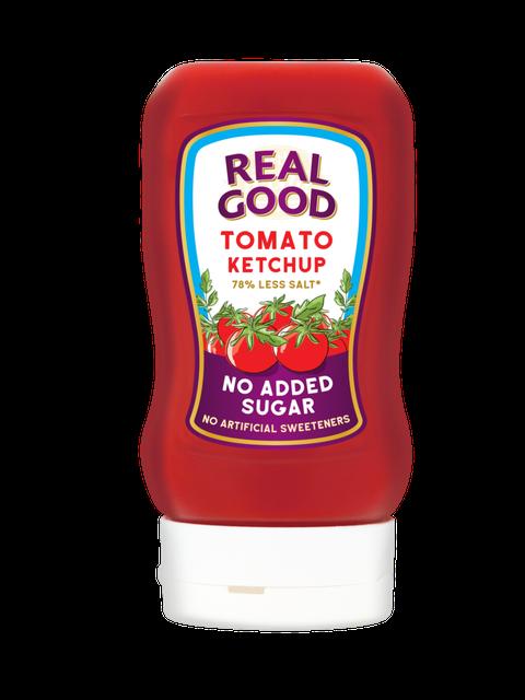 Real Good ซอสมะเขือเทศสำหรับเด็ก Ketchup Tomato  1