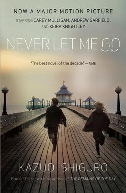 Kazuo Ishiguro นิยาย Young Adult/วรรณกรรมเยาวชน Never Let Me Go 1