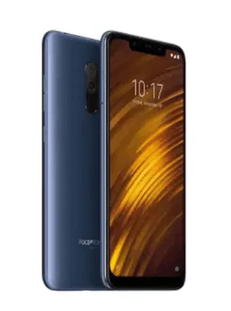 Xiaomi  Pocophone F1 1