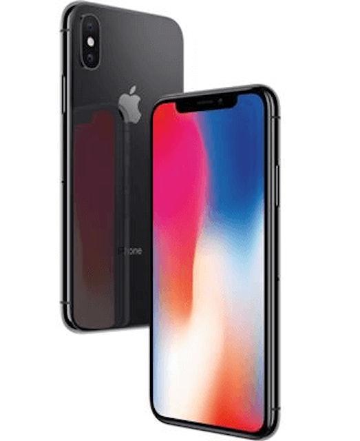 Apple iPhone X 256GB 1