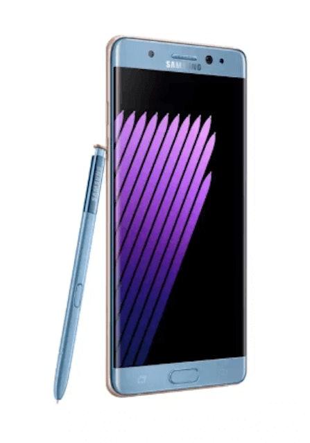 Samsung Galaxy Note FE 1