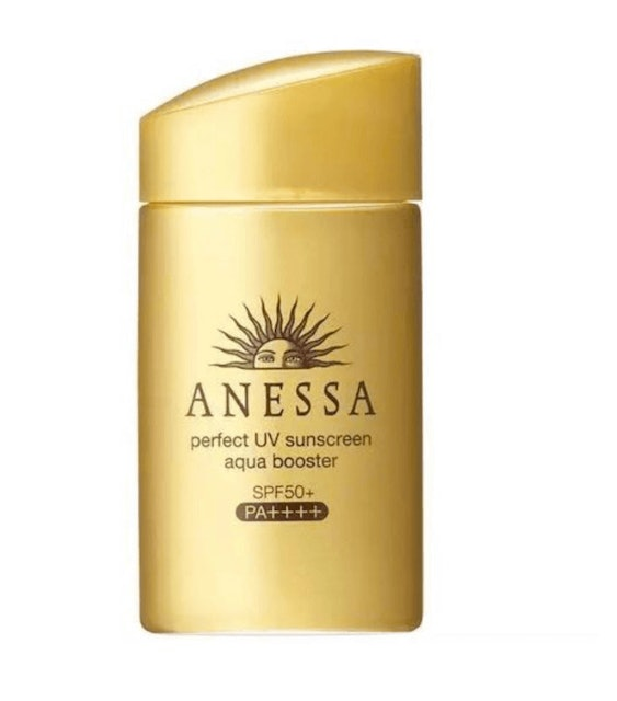 ANESSA Perfect UV Sunscreen Aqua Booster SPF50+ PA++++ 1
