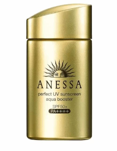 ANESSA  perfect UV sunscreen aqua booster SPF50+ PA++++ 1