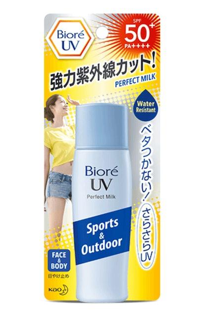 Biore UV Perfect Milk SPF50+ PA++++ 1
