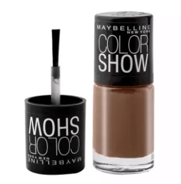 MAYBELLINE NEW YORK COLOR SHOW NAIL 015 NUDE SKIN 1