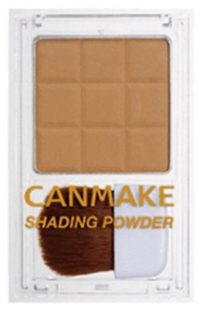 CANMAKE Shading Powder #3 Honey Rusk Brown 1
