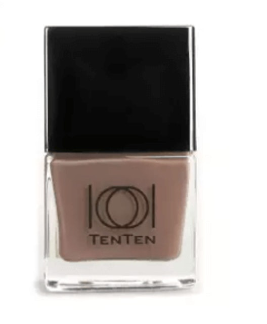 Ten Ten  Nail Color Brown S19 1