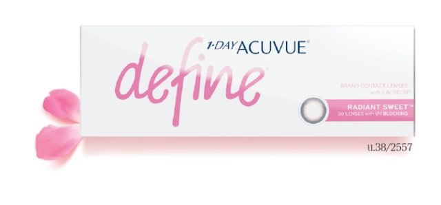 ACUVUE 1 Day Define  1