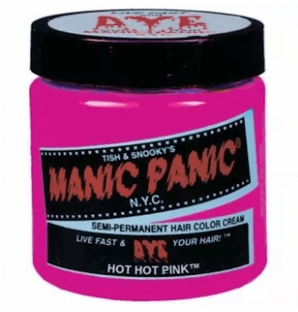 MANIC PANIC Classic Cream Semi Permanent Hair Color Cream 1