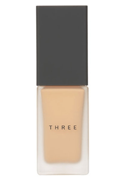 THREE Flawless Ethereal Fluid Foundation #203 1