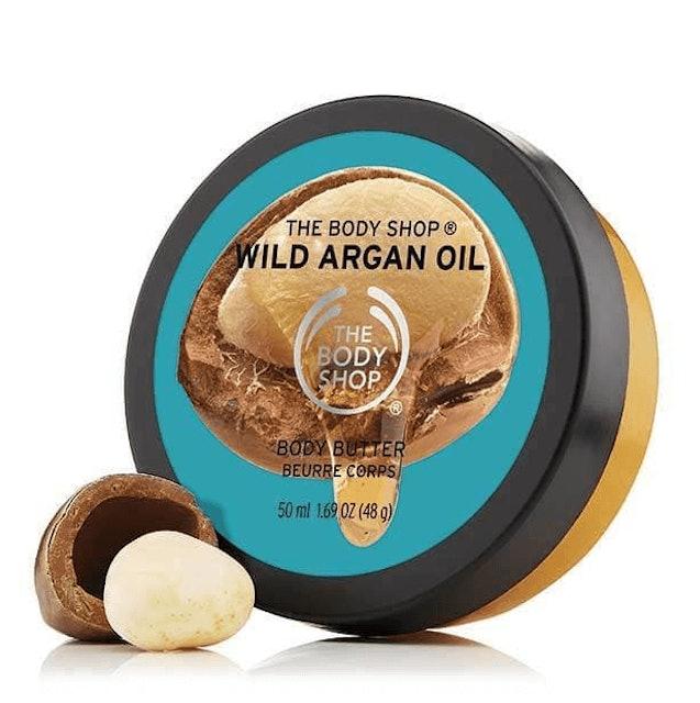 The Body Shop  Wild Argan Oil Sublime Nourishing Body Butter 1