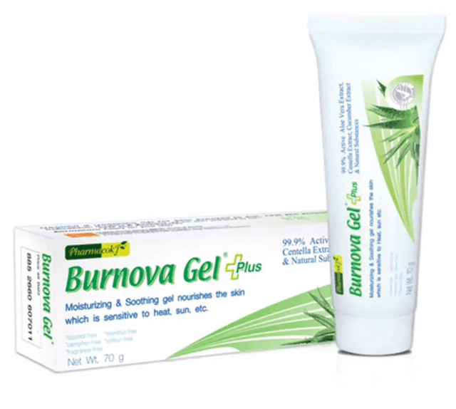 Pharmacok'f  Burnova Gel Plus 1