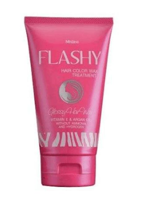 Mistine FLASHY HAIR COLOR WAX TREATMENT 1