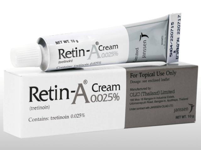 NDC Retin A-Cream 1