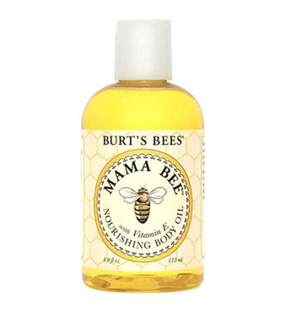 BURT'S BEES Mama Nourishing Body Oil 1