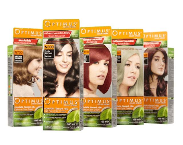 DCash  Optimus Color Cream 1