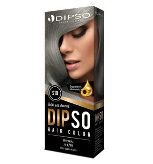 Dipso  Hair color 1