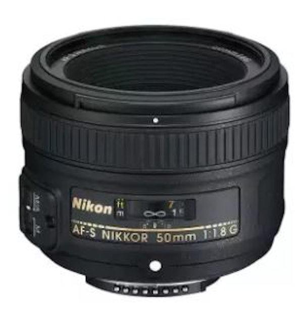 Nikon AF-S 50mm f/1.8G 1