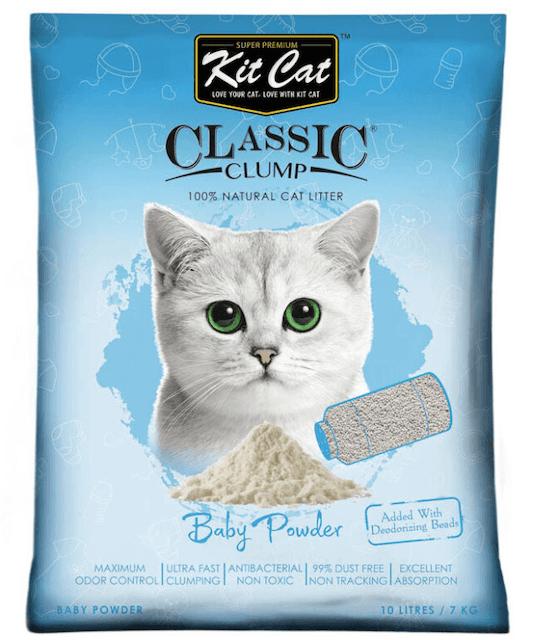 Kit Cat  Baby Powder  1