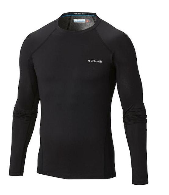 Columbia Men's Midweight Stretch Baselayer Long Sleeve Shirt 1