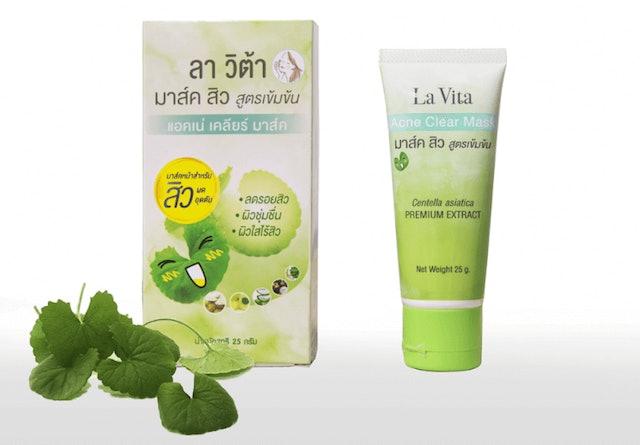 La Vita Acne Clear Mask  1