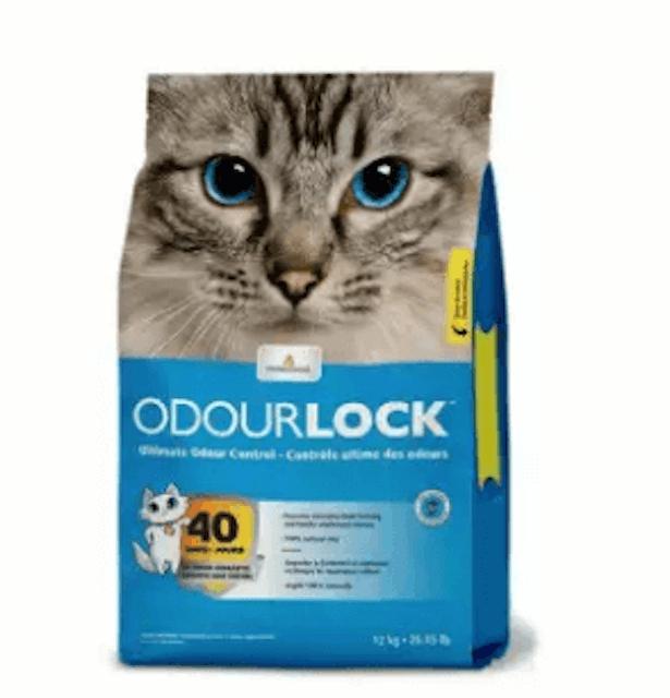 Odour Lock ทรายแมวภูเขาไฟ 1