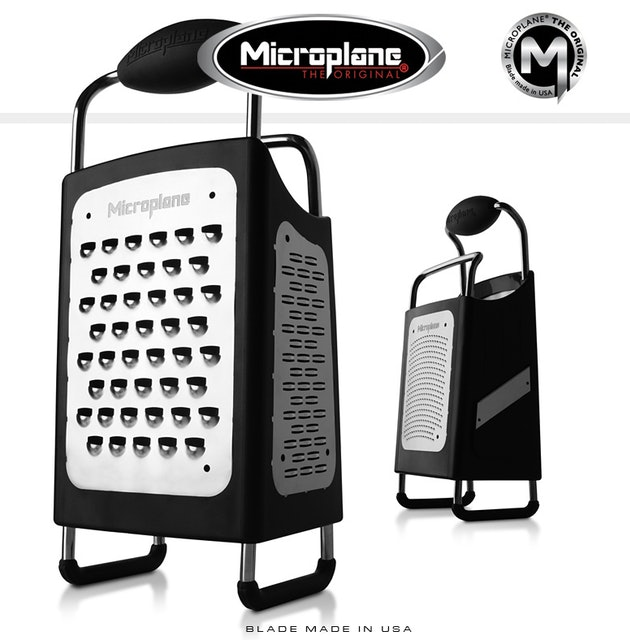 Microplane 4 Sided Box Grater 1