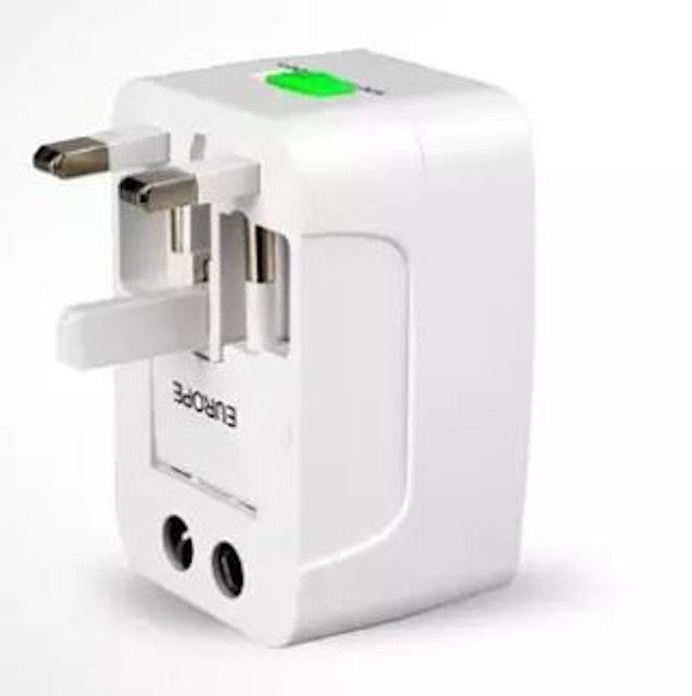 Unbranded Universal Plug Travel Adapter  1