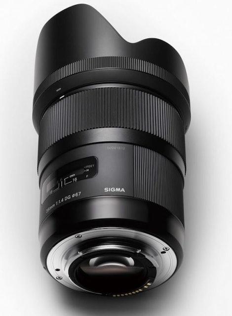 Sigma 35mm F1.4 DG HSM (ART) 1
