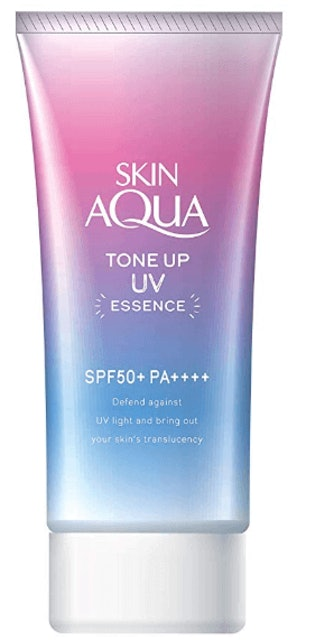 Skin Aqua Tone Up UV Essence SPF50+PA++++  1