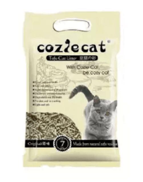 Coziecat ทรายแมวเต้าหู้ 1