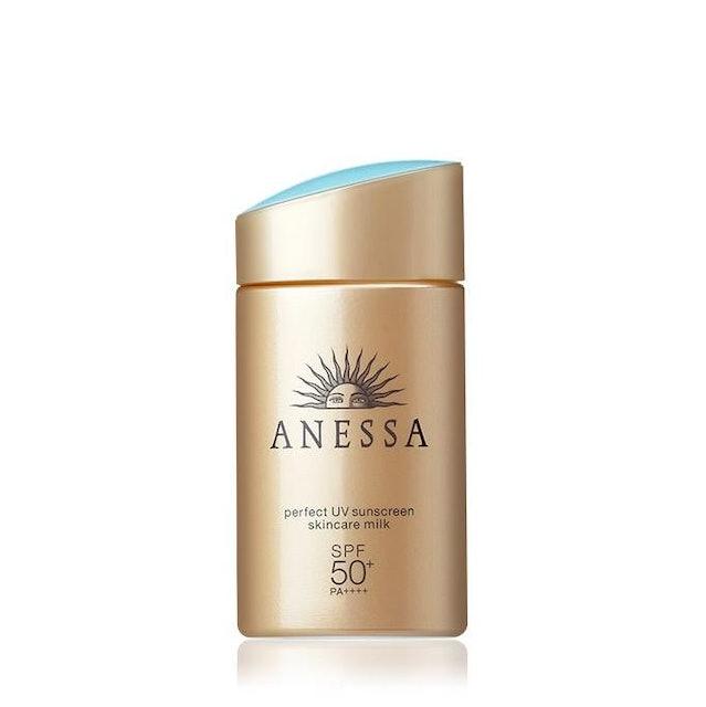 ANESSA Perfect UV Sunscreen Skincare Milk SPF50+ PA++++ 1