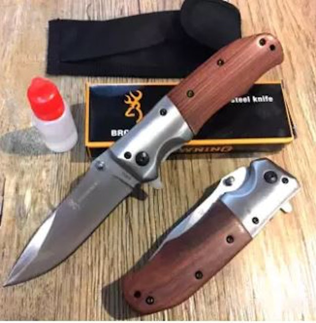 Browning Pocket Knife 1