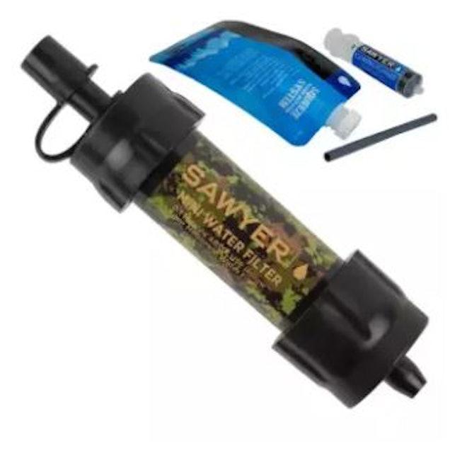 SAWYER Mini Water Filtration 1