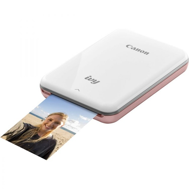 Canon Ivy Mini Photo Printer PV-123 1