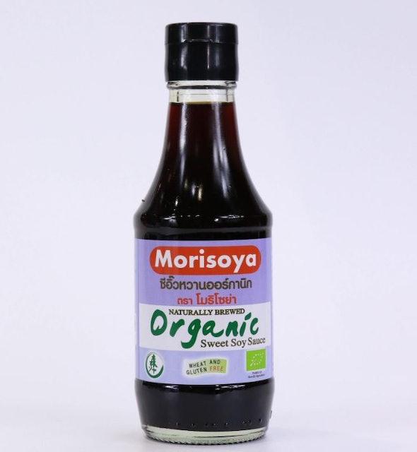 Morisoya  ซีอิ๊วหวานออร์แกนิค 200 มล. 1