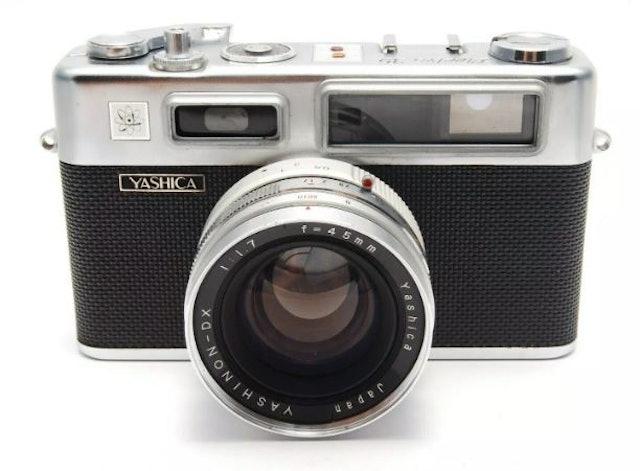 Yashica Electro 35 1